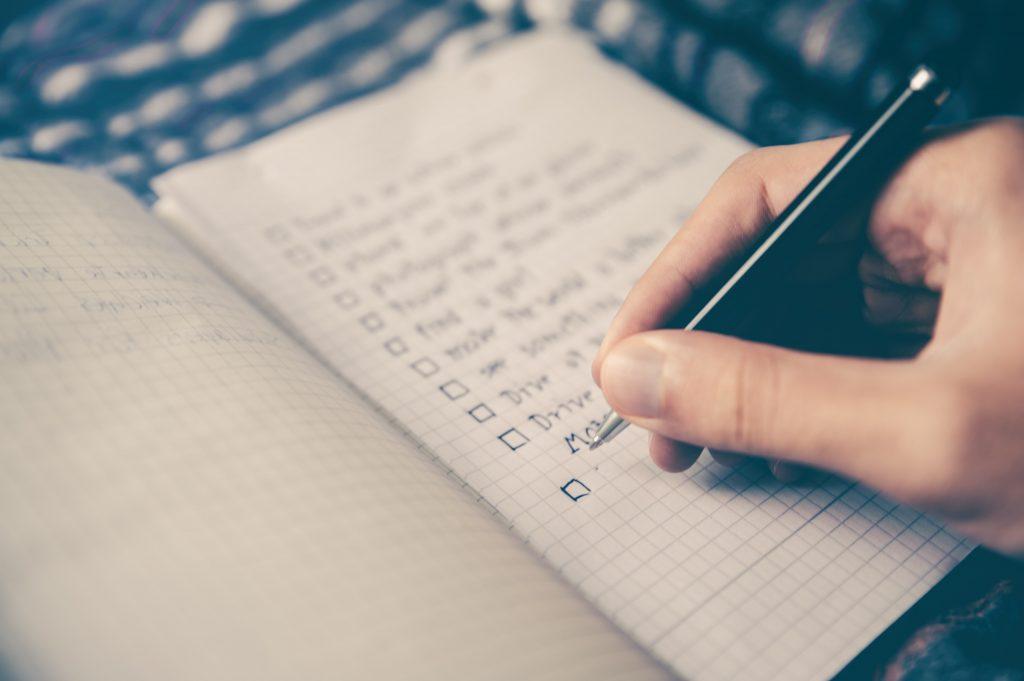 悪い習慣を変えるために必要な3つの方法