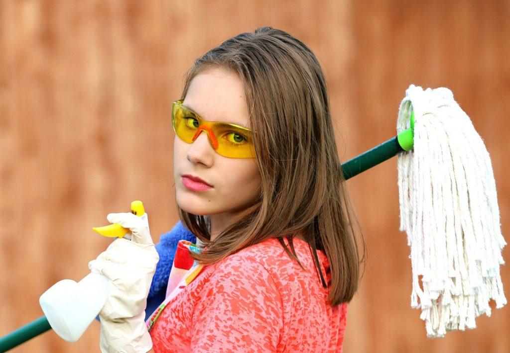 掃除を楽にしたいなら、見逃してはいけないサインがあります。【カオス回避】