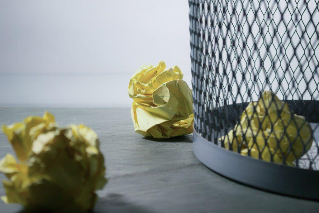【片付けの捨てた後悔】そんなに悪いことではありません、後悔した後が大事。