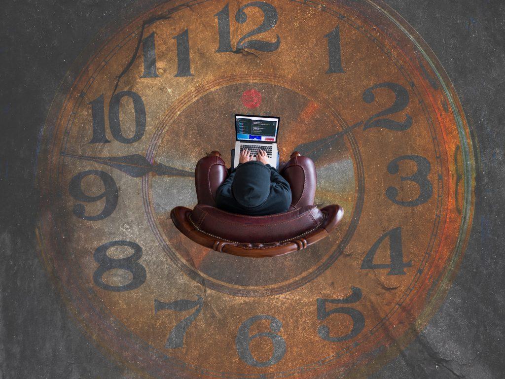 もっと時間があったらいいのに…、なんて思うのは無意味です。【時間は思考停止をやめて作る】