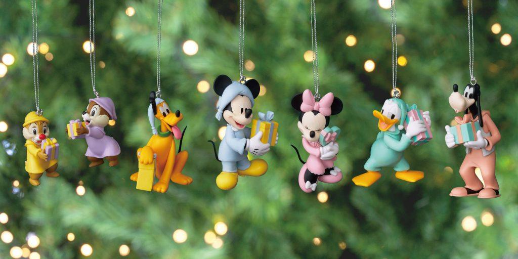 ディズニーのツリーにも飾れるフィギュア