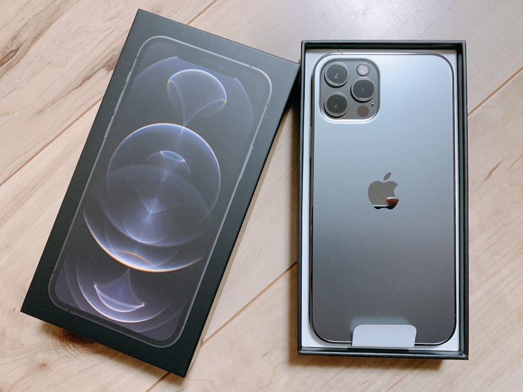 iPhone12Proレビュー