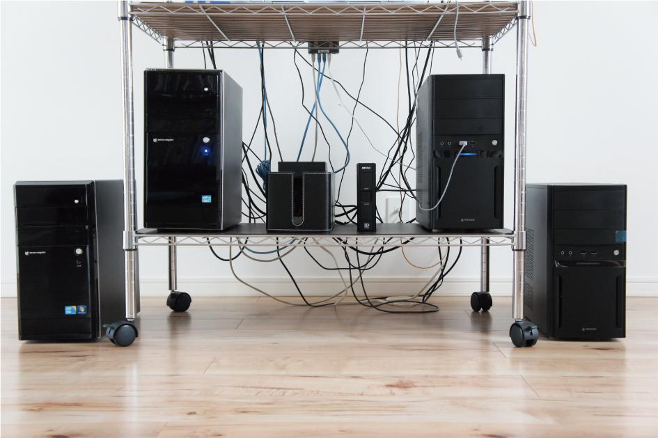 マウスコンピューターのデスクトップパソコン、ミニタワー型の数々