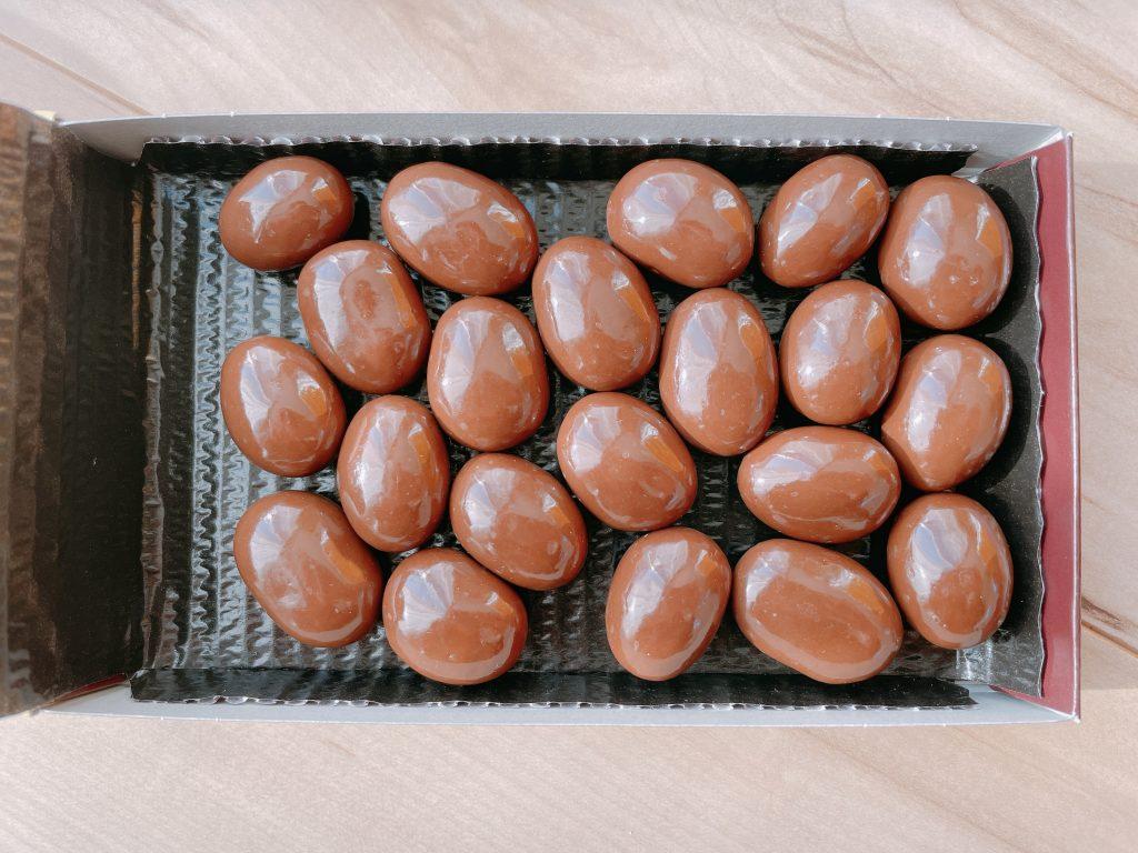 アーモンドチョコレートクリスプの入数