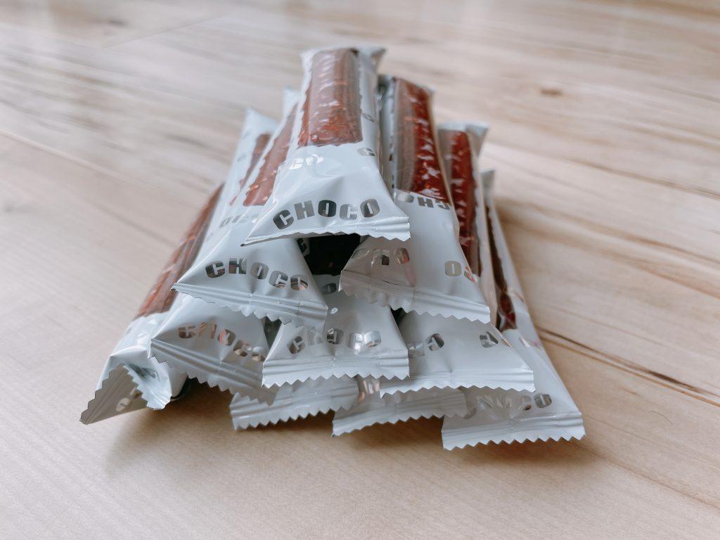 チョコ棒10本入り