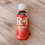 R-1ヨーグルトドリンク 砂糖0甘さひかえめ 112mlのパッケージ
