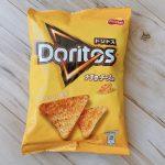 ドリトスのナチョ・チーズ味のパッケージ