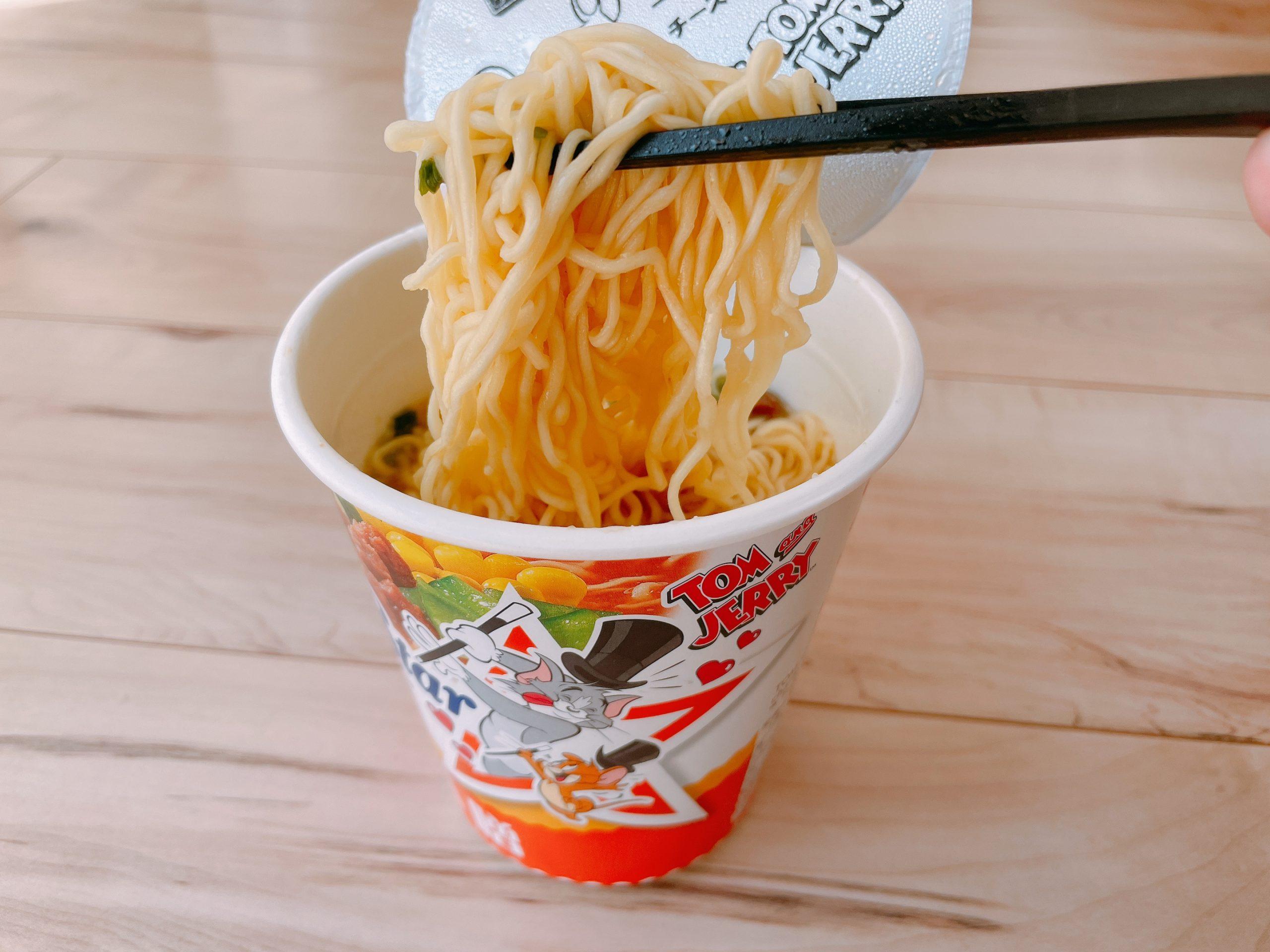 サッポロ一番カップスター味噌