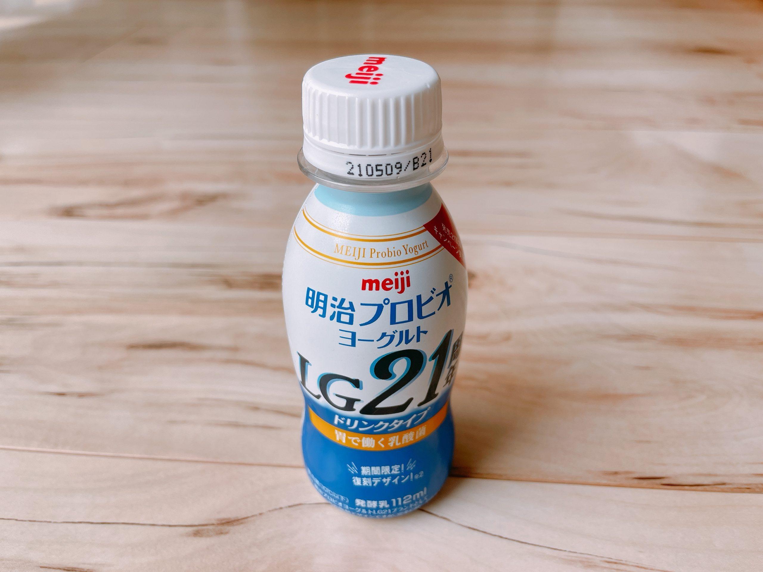明治ヨーグルトLG21の乳酸菌