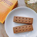 カロリーメイト ブロック チョコレート味は、もそもそしていて水分を奪っていく