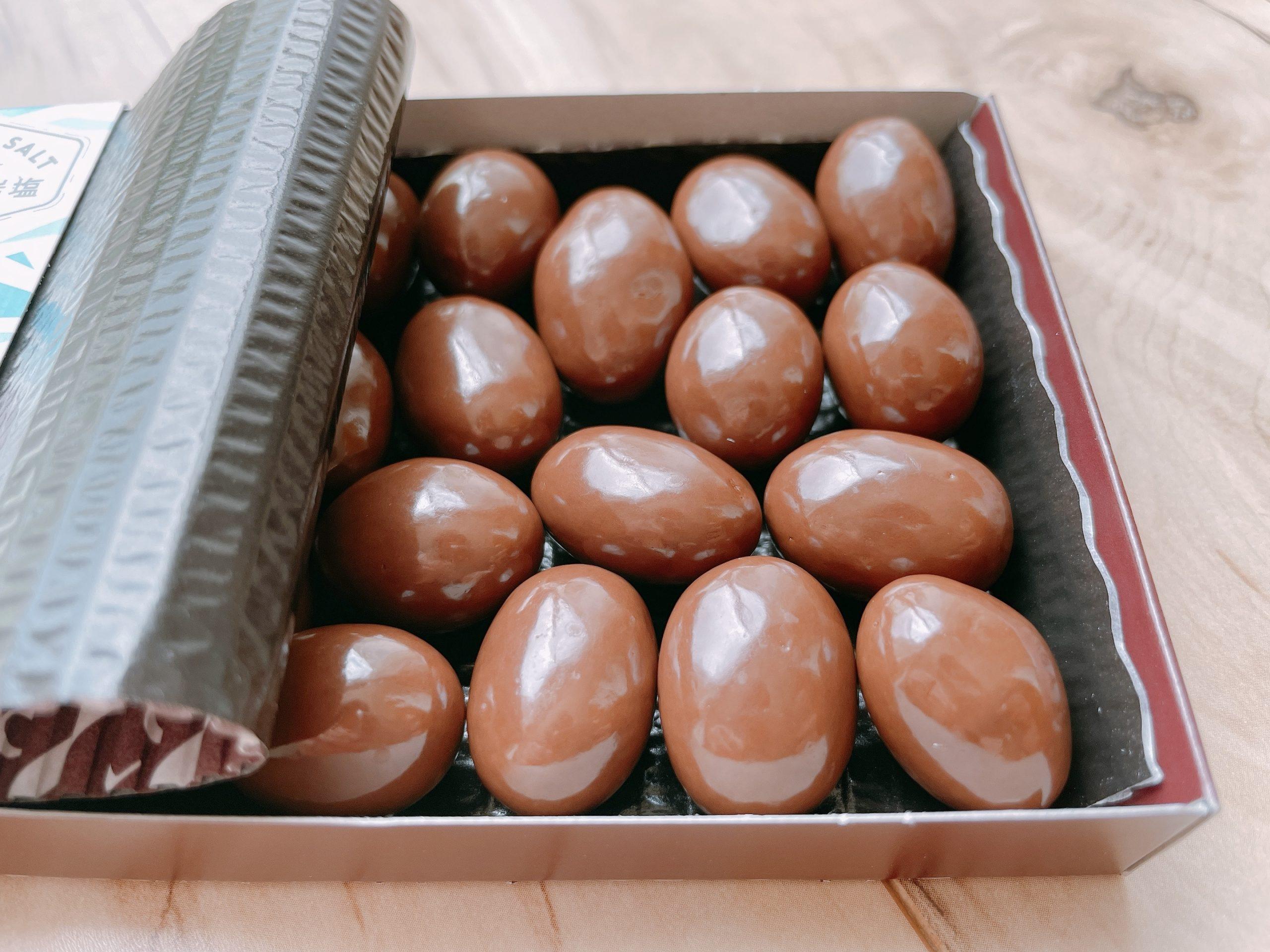 アーモンドチョコレート<クッキー&ソルト>