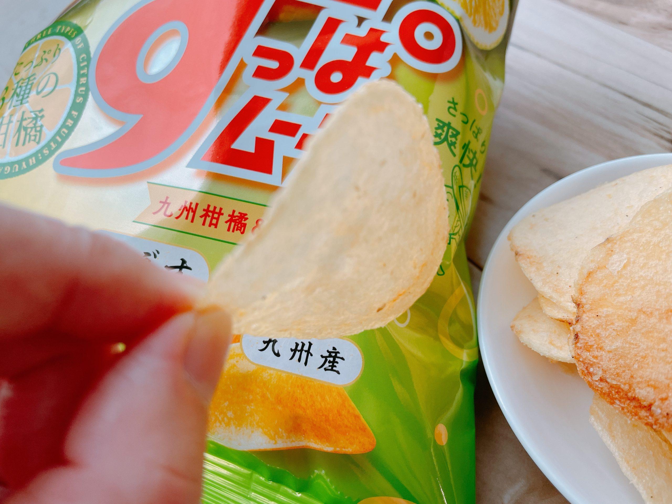 九州すっぱムーチョ<九州柑橘&ビネガー>3つの味の変化が楽しい